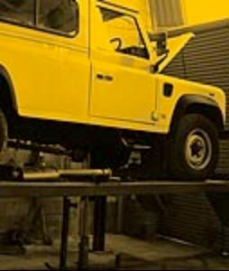 4x4 vehicle servicing and repair